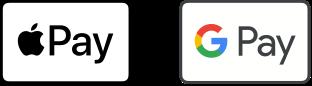 Google Pay & Apple Pay